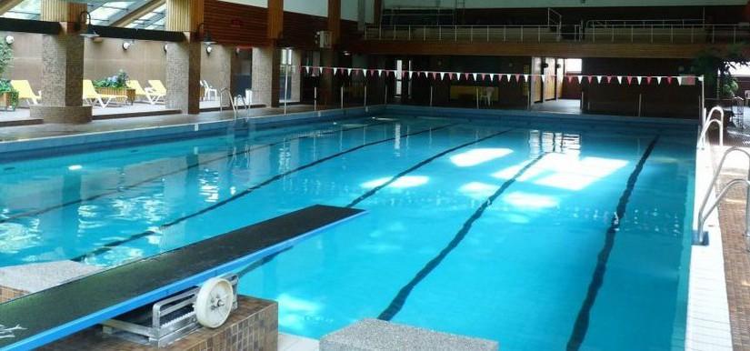 Letztes Training im alten Hallenbad – nächstes Training am 26.08.