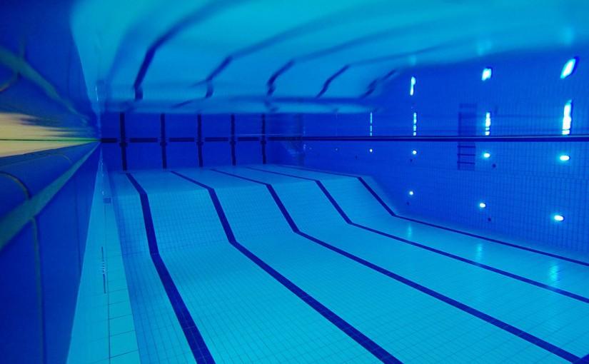 Schwimmtraining im neuen Hallenbad ab 26.08.