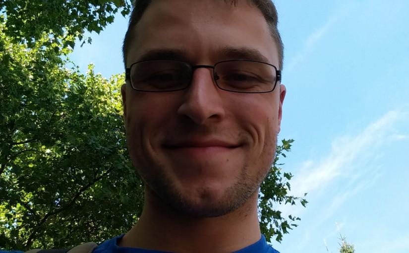 Neues Mitglied: David Hubrich