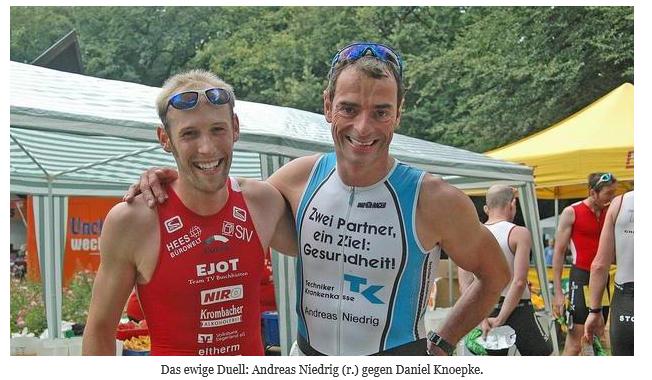 Spezial-Schwimmtraining mit Daniel Knöpke (Dalkeman 2015)