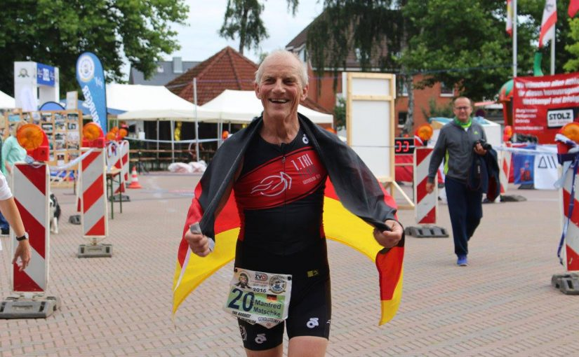 Manfred Matschke – Triple Ultra Triathlon (3x Ironman)