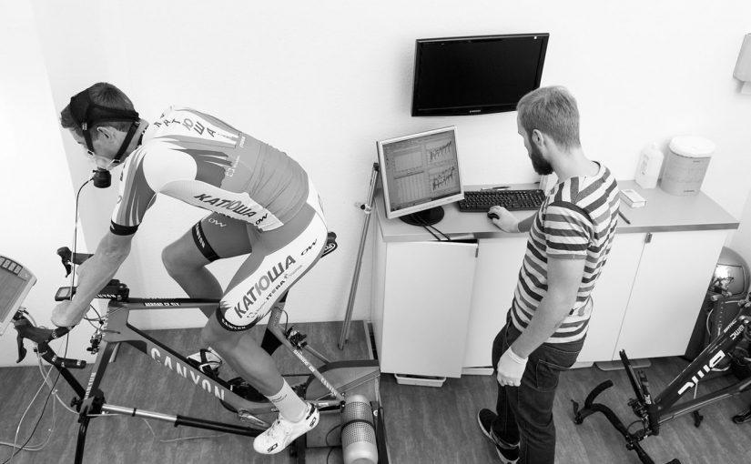 Leistungsdiagnostik, Bike-Fitting, Laufanalyse am 13.01.2017