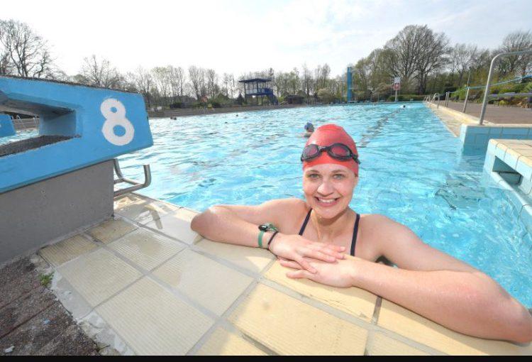 Neue Jugend-Schwimmtrainerin