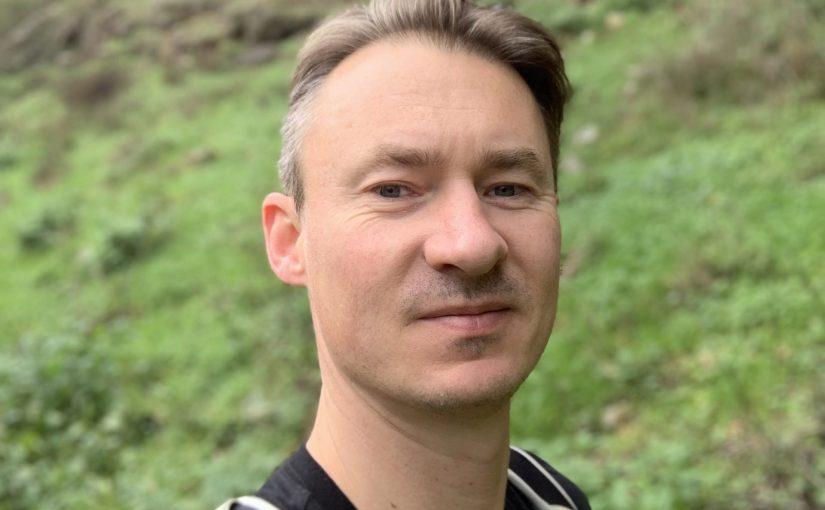 Neues Mitglied: Jan Ehlert