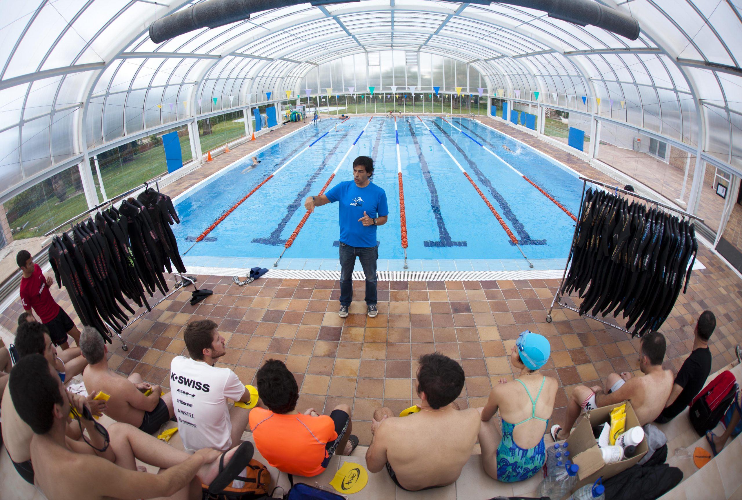Das große Neotestschwimmen 2020 in Harsewinkel